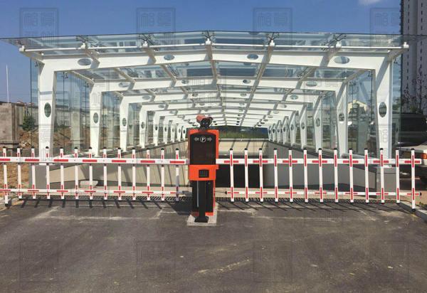 临沂市焦庄社区无人值守停车场系统