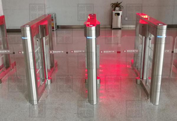 北京某写字楼无智能摆闸访客系统1