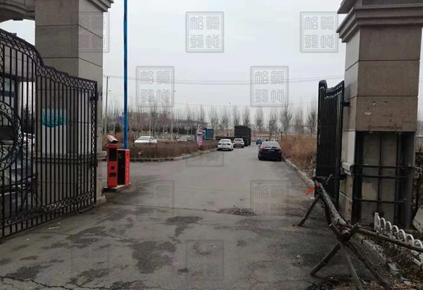 小区停车场系统