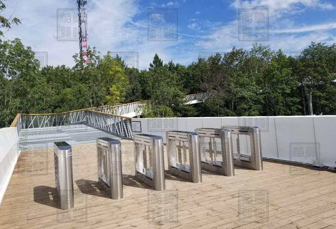 真地智能助力长白山廊桥公园