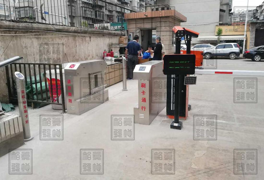 人行通道闸机安装与维护方法 行业资讯 第1张