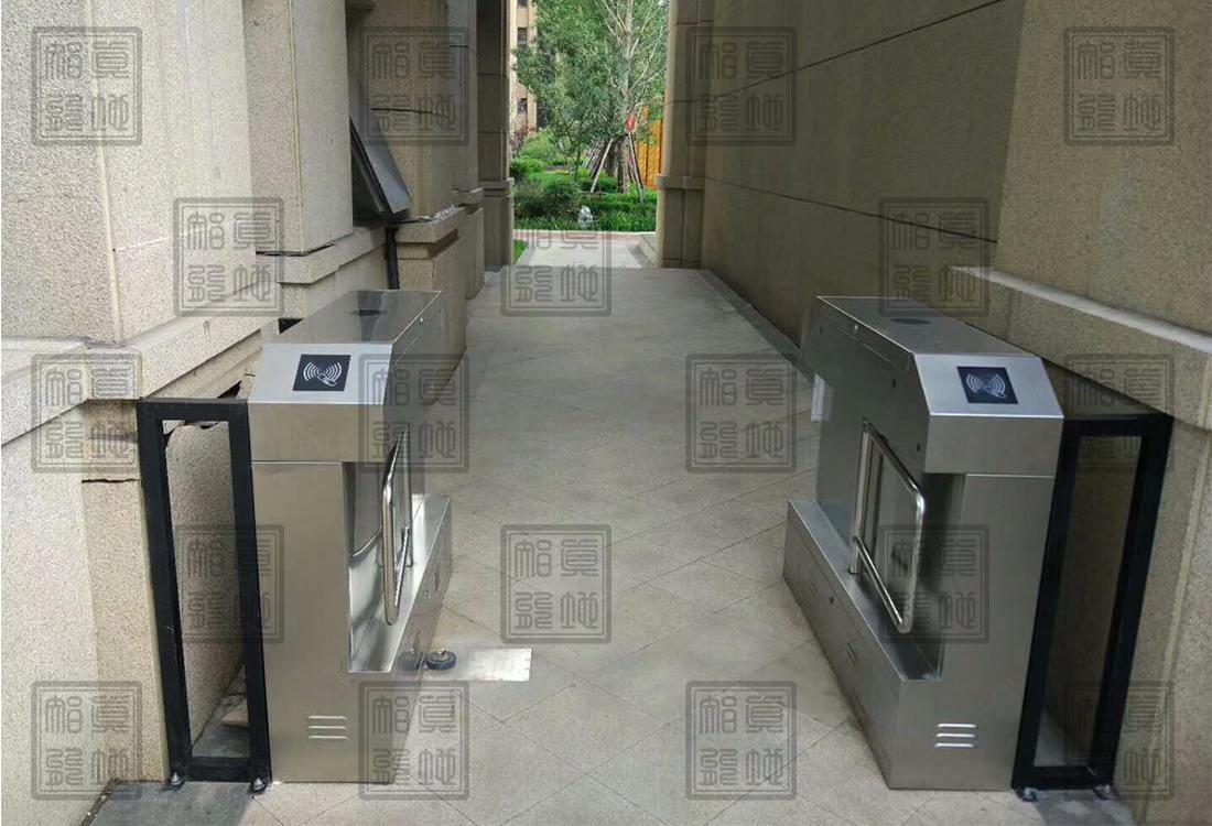 安装人行通道闸机,让公司在市场中增加一定的企业形象! 行业资讯 第1张