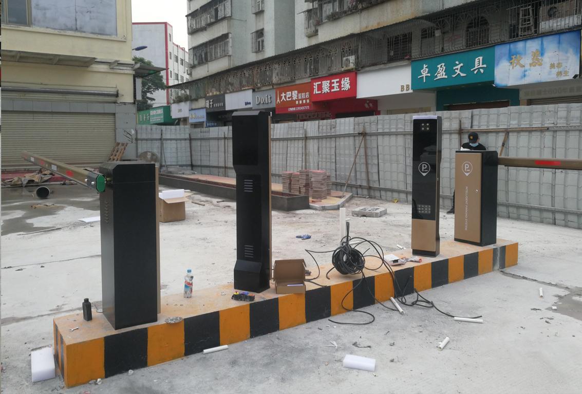 塘厦莆心湖文化街